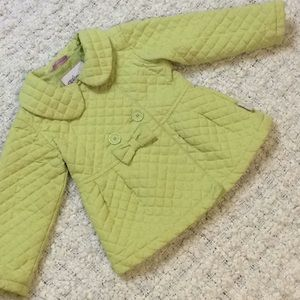 Weatherproof | Toddler girl quilted jacket 2T